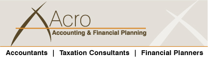 Acro Accounting & Financial Planning - Melbourne Accountant