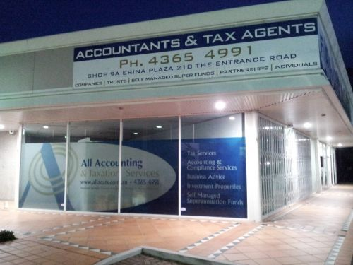All Accounting  Taxation Services - Melbourne Accountant