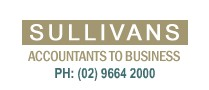 Sullivans Accountants Sydney - Melbourne Accountant