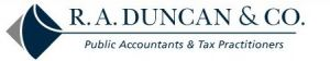 Duncan R A  Co - Melbourne Accountant