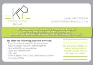 KP Bookkeeping - Melbourne Accountant