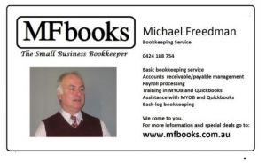 Michael Freedman Bookkeeping Service - Melbourne Accountant
