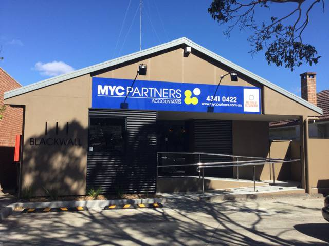 MYC Partners Accountants - Melbourne Accountant