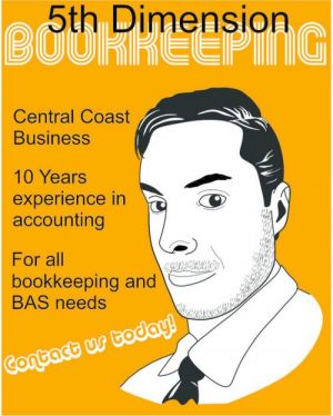 5th Dimension Bookkeeping Services - Melbourne Accountant