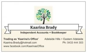 Kaarina's Office - Melbourne Accountant