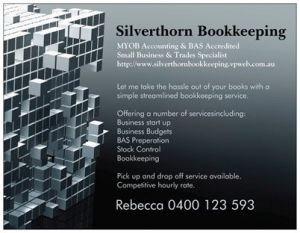 Silverthorn Bookkeeping - Melbourne Accountant