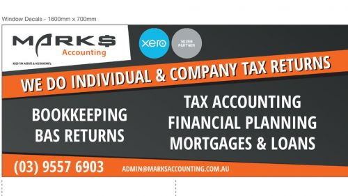 Marks Accounting - Melbourne Accountant