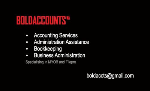 Bold Accounts WA - Melbourne Accountant