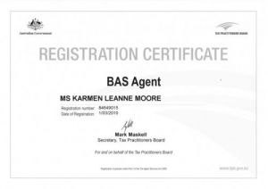 Moore BAS - Melbourne Accountant